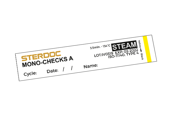 steam chemical indicator